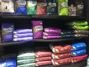 Nutri Source cat and dog food.